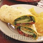 Полезный и вкусный бутерброд с авокадо