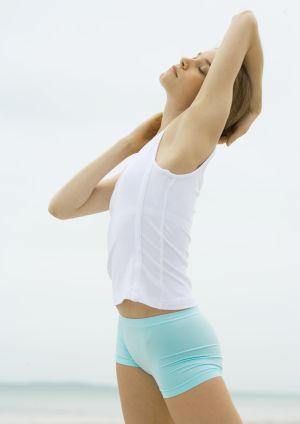Пилатес для похудения, упражнения