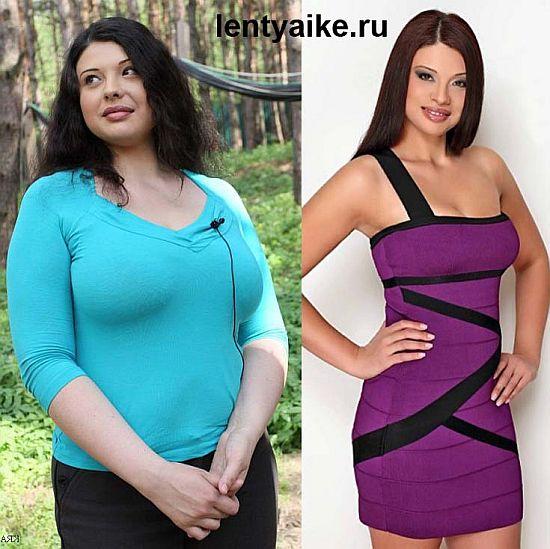 Инна Воловичева, рост вес (фото)