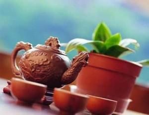 Чай Пуэр, эффект
