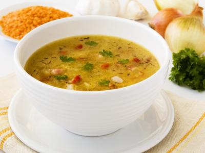 Жиросжигающий суп, рецепт