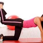 Упражнения для похудения бедер (видео)