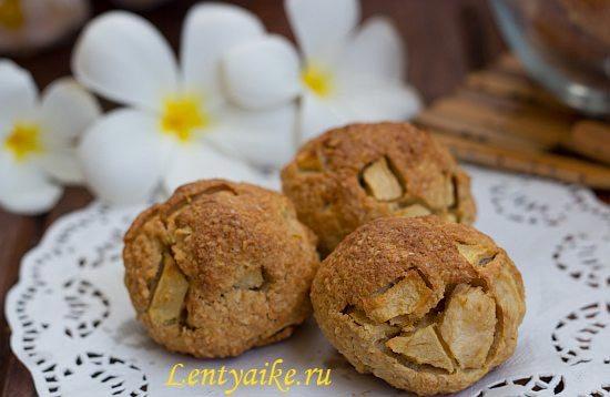 Овсяное печенье Диетическое домашний рецепт