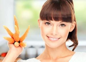 Похудение на морковной диете, фото