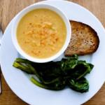 Гороховый суп для тех, кто хочет похудеть